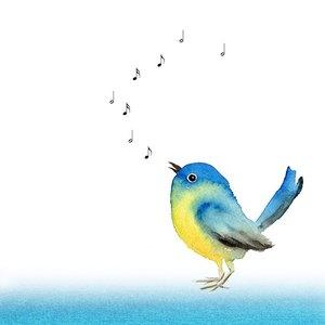 Artikelbild: Cocktail-Servietten BLUE BIRD