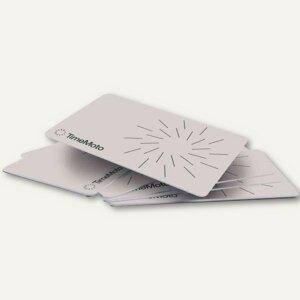Artikelbild: RFID-Karten RF-100 für Zeiterfassungssysteme TimeMoto