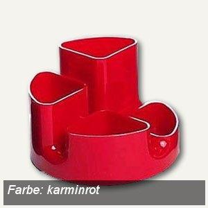 Arlac circle-butler aus der circle-line-Serie, karminrot, 22423
