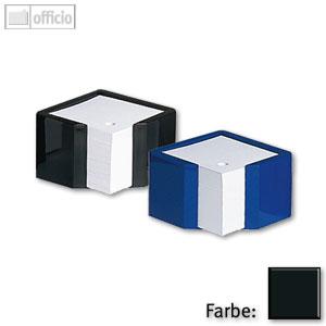Arlac Zettelbox schwarz, 25701