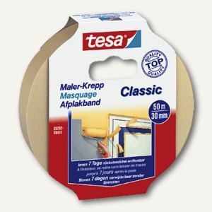 Tesa Maler-Krepp 5282-11 50m x 30mm, 5282-11