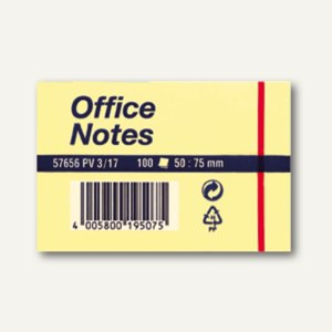 Haftnotizen Office-Notes