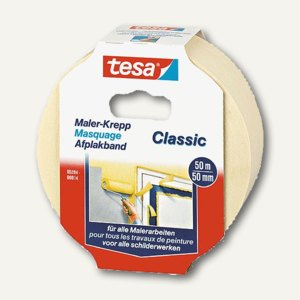 Tesa Maler-Krepp 5284-14 50m x 50mm, 5284-14