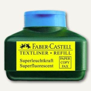 Faber-Castell Nachfülltank für Textliner 48, leuchtblau, 154951