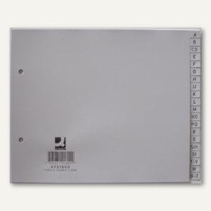 Artikelbild: Buchstabenregister Kunststoff A-Z in DIN A4 und DIN A5