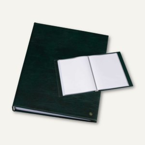 """rillstab Sichtbuch """"Original"""" - DIN A4, 10 Hüllen, schwarz, 052019"""