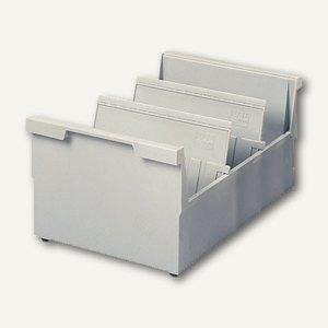 Kartei-/Einhängetrog für Schubladen