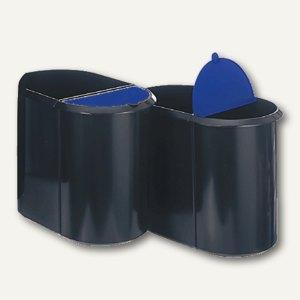 Duo-System-Papierkorb