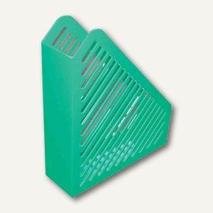 Helit Stehsammler DIN A4, 293 x 75 x 251 mm, grün, H63612.52
