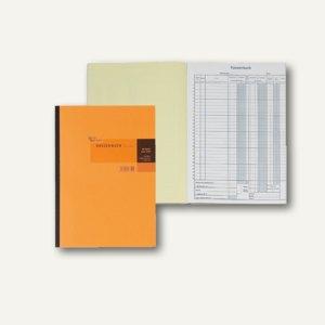 Artikelbild: Kassenbuch für Nettoversteuerung DIN A4 2x50 Blatt