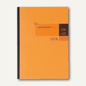 Artikelbild: Kassenbuch für Bruttoversteuerung DIN A4 2x50 Blatt