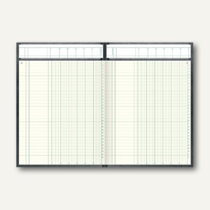 Spaltenbuch Deckeneinband DIN A4