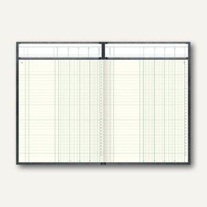 König & Ebhardt Spaltenbuch Deckeneinband DIN A4, 4 Spalten, 96 Blatt, 8611042