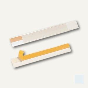 Durable Regalbeschriftungen Scanfix, 30 mm Höhe, transparent, 25 Stück, 8045-19