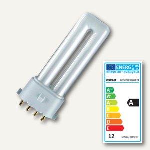 Artikelbild: Leuchtstofflampe DULUX S/E