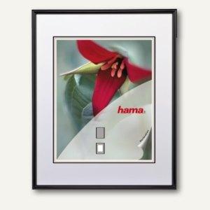 "Hama Kunststoffrahmen ""Sevilla"", 21 x 29.7 cm, DIN A4, schwarz, 66222"