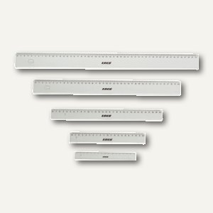 Artikelbild: Lineal Plastik 401-30 klar 30cm