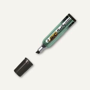 BIC Permanentmarker Onyx 1481, Keilspitze 3.5-5.5 mm, schwarz, 841813