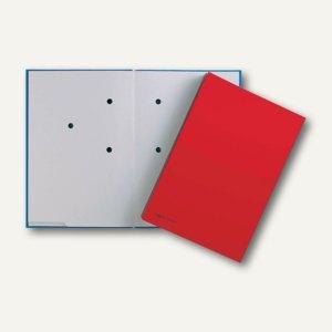 "Pagna Unterschriftsmappe ""Color"", 20 Fächer, rot, 24205-01"