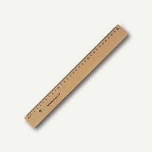 Artikelbild: Holzlineal Buche natur 230/20 Länge 20 cm