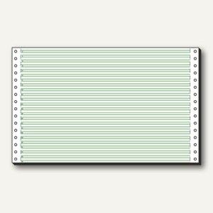 Tabellierpapier DIN A4 quer