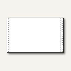 Artikelbild: Tabellierpapier 8 x 330 mm (A4 quer)
