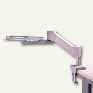 Skyflash Monitorgasfederarm 4, bis 36 kg, Tischmontage, grau, 12410