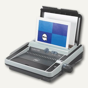 GBC Multibindegerät MultiBind 230, 525x450x200mm, manuell, 450 Blatt, 4400423