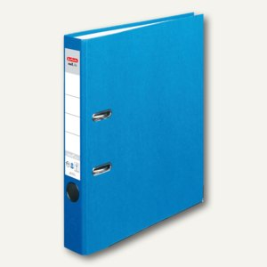 Herlitz Ordner maX.file nature plus DIN A4, 50 mm, blau, 10841658