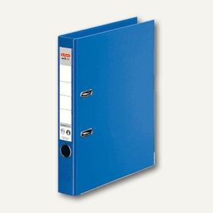 Herlitz Ordner maX.file protect plus, Kantenschutz, 50 mm, blau, 10834752