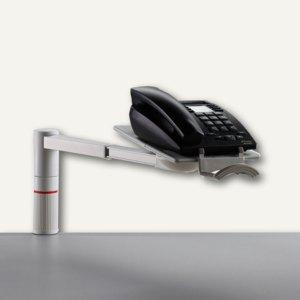Novus Telefonträger ScopeMaster, lichtgrau, 1 Stück, 714+0002+000