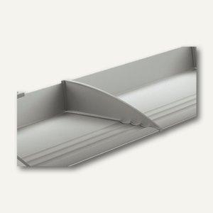 Novus BoardMaster Fachteiler, lichtgrau, 2er Set, 795-5002
