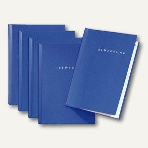 Pagna Bewerbungsset START aus Karton, für DIN A4, blau, 1 Set, 22005-02