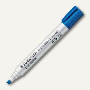 "Staedtler Whiteboard Marker ""Lumocolor"", Keilspitze: 2-5 mm, blau, 351 B-3"