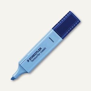 Staedtler Textsurfer Classic 364, blau, lichtbeständige Tinte, 364-3