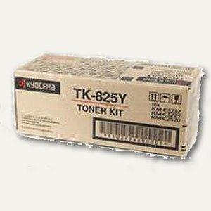 Kyocera Toner für Laserdrucker KM-C2520, gelb, TK825Y