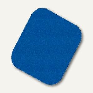 Fellowes Mousepad Economy, Textiloberfläche, blau, 29700