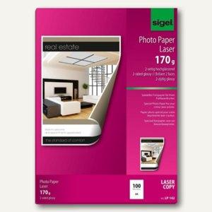 Fotopapier f. Farb-Laser