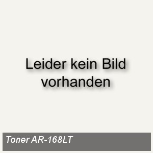 Sharp Toner schwarz, AR168LT