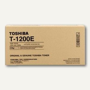 Toshiba Toner schwarz - 6.500 Seiten, T1200E