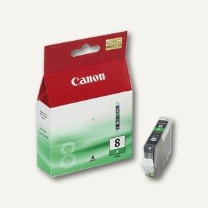 Canon Druckkopfpatrone PRO9000, grün, CLI8G, 0627B001