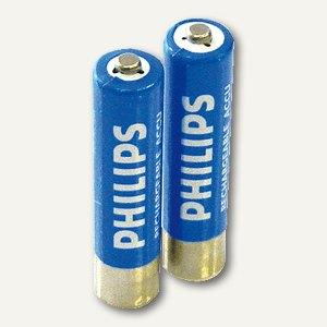Philips Spezial Akku für Pocket Memo 588, 2 Stück/Pack, LFH 9154/00