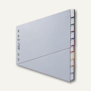 Kunststoff-Schrägregister DIN A4