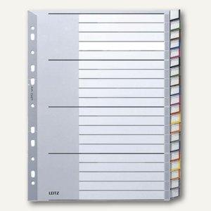 Kunststoff-Register DIN A4