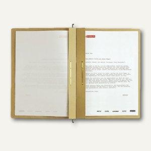 LEITZ Zweifalz-Hängehefter mit 2 Heftfalzen, 1987-00-00