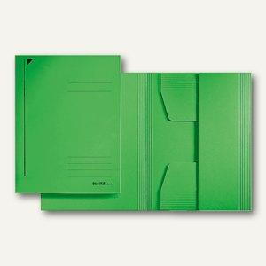 LEITZ Jurismappe DIN A3, 320 g/m², bis 250 Blatt, grün, 3923-00-55