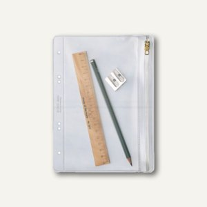 LEITZ Kleinkrambeutel DIN A5, Gleitverschluss, gelocht, 40450000