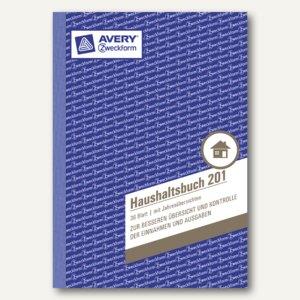 Artikelbild: Formularbuch Haushaltsbuch
