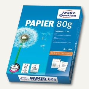 Artikelbild: InkJet- und Laserpapier DIN A4