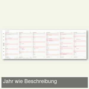 Chronoplan Zeitplaner Jahresplan Midi, DIN A6, 50507